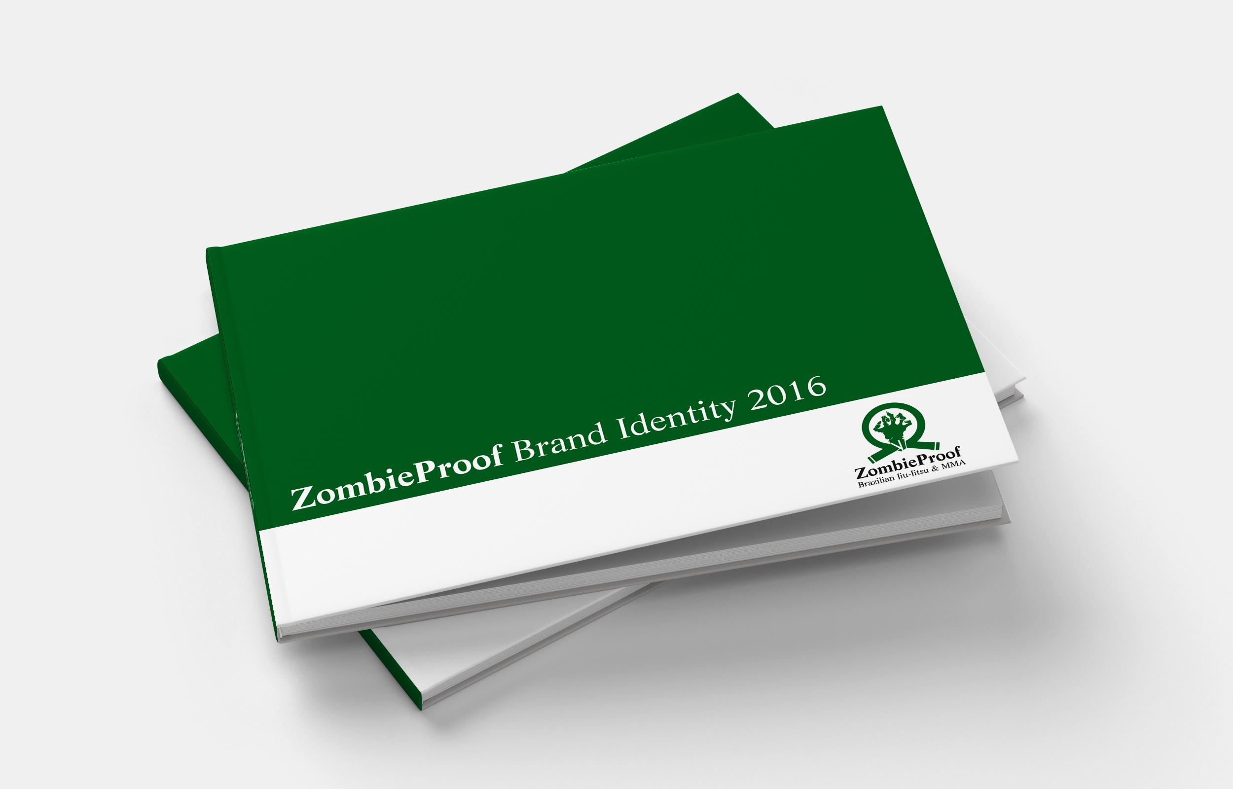 ZombieProof Branding Guide