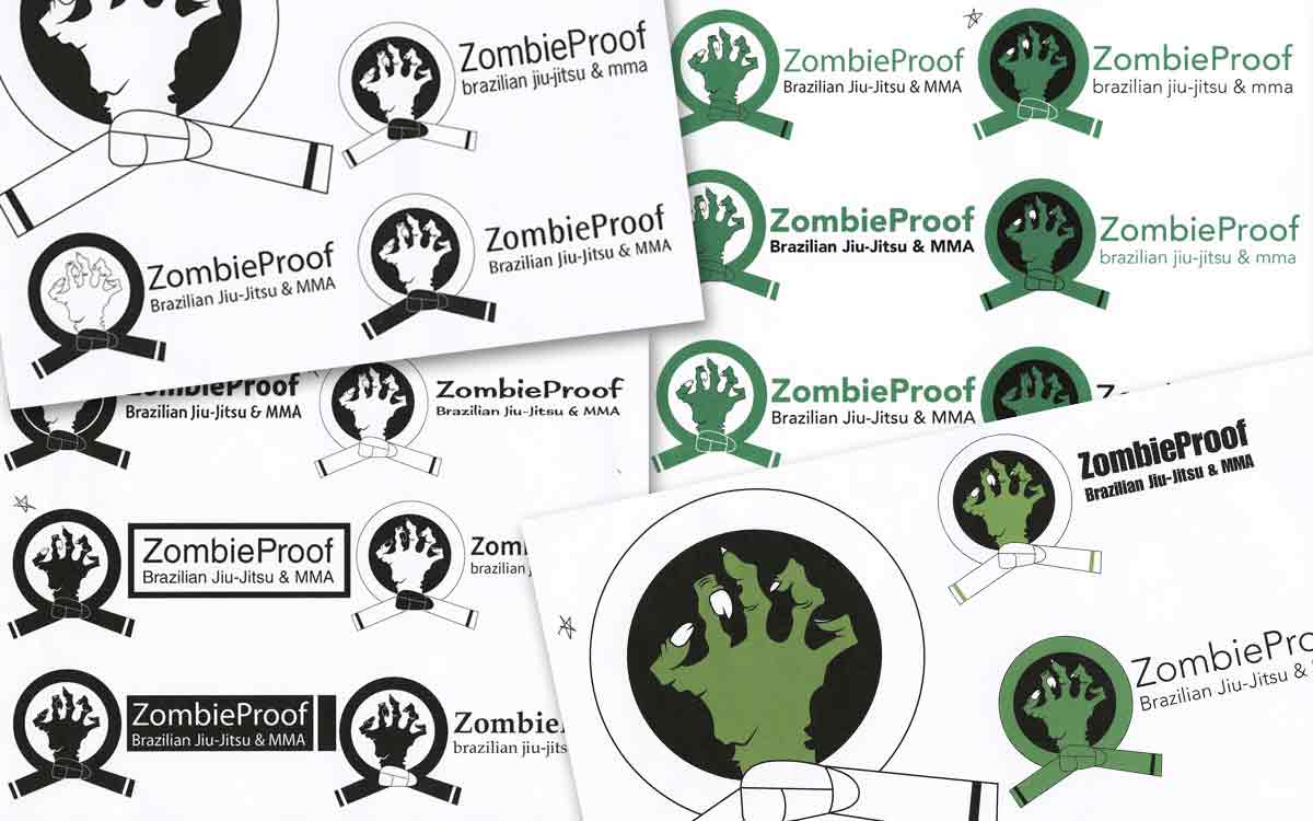 zombieproof digitial skethes